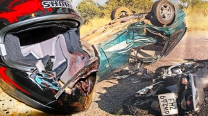 JJ Strydom's Accident  as reported in WHISNews21