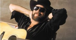 Hank Williams Jr at #2