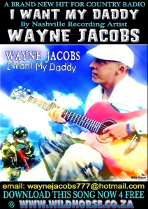 Click banner to download Wayne's new Country hit