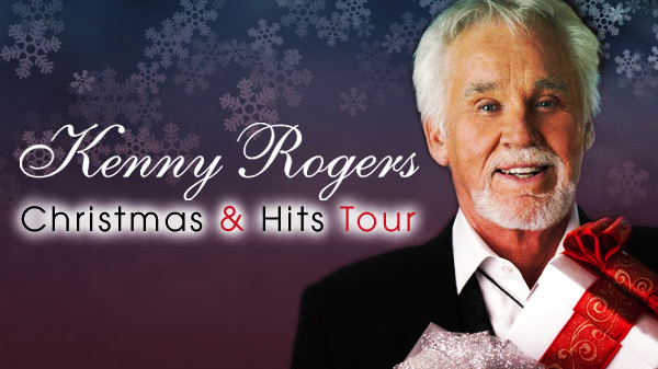 Kenny Rogers Continues Christmas Tradition on Tour | WHISNews21