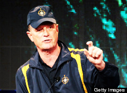 n this photo, underwater archaeologist Robert Ballard speaks during the National Geographic Channel and Nat Geo WILD portion of the 2012 Television Critics Association Press Tour on Jan. in Pasadena, Calif.