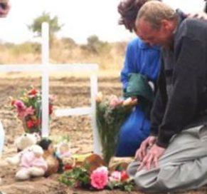 Farmers Child Murdered
