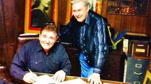 Jim Ed Brown and Allen Karl