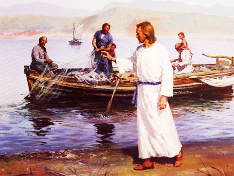 Jesusatheriver