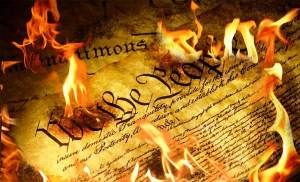Burning-The-Bill-Of-Rights