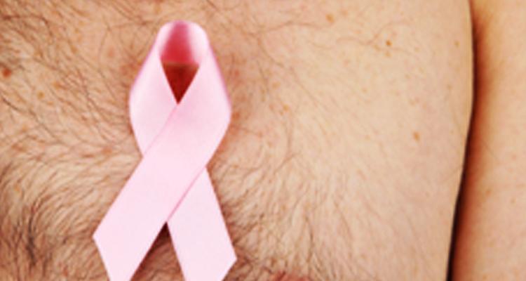 breast cancer men