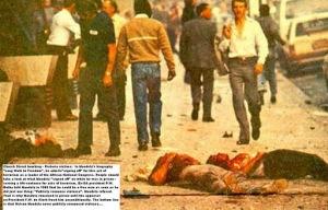 Mandela ANC leaves people dead in street bomb