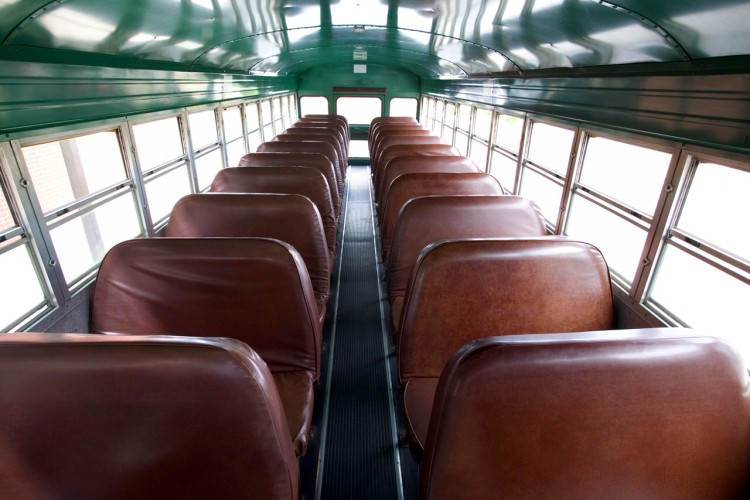 How safe are our children on the school bus?