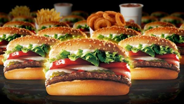 burgersatburgerking