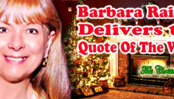 Barbara Rainey Quotes A Good Country Song | WHISNews21