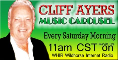 Music Carousel Celebrates Cliff Ayers 90thBirthday
