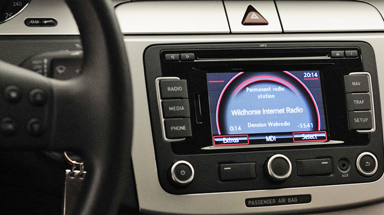 car internet radio01