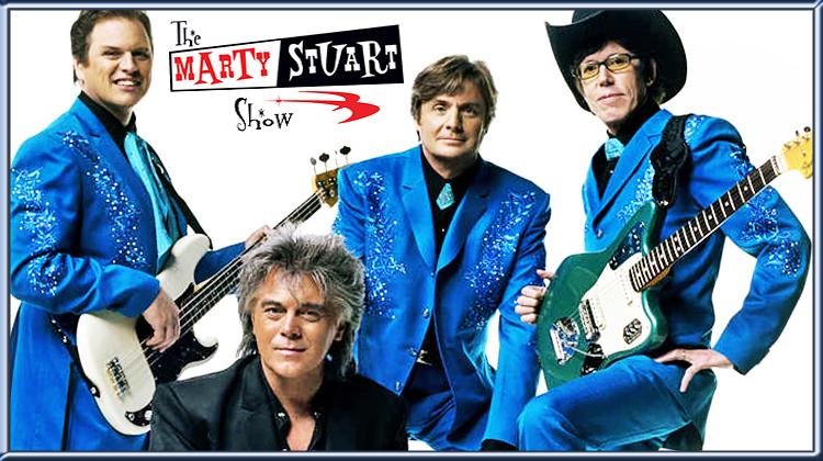 Marty Stuart Cajun Baby Marty Stuart Show Wet Tv Whisnews21