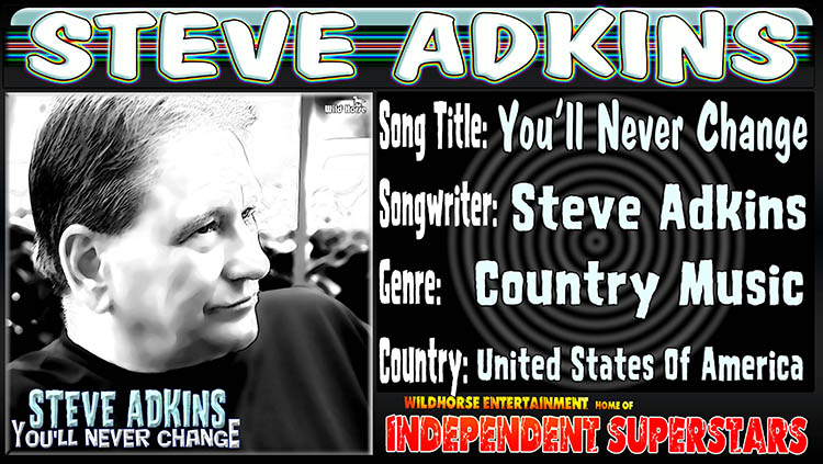 Click to download Steve Adkins latest hit song