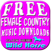 Click to download free music from our Female Country artists