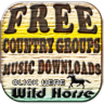 Click to download Free music from our Country Bands