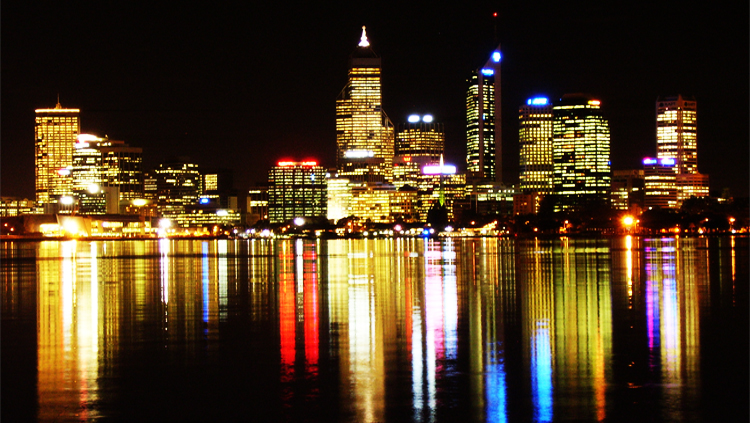 Perthskylineatnight01