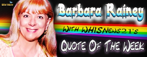 Barbara Rainey Quotes A Tuesday Quote