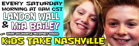 KidsTakeNashvilleRadioShow01
