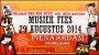 Music Festival August 29 Pienaardam, Middleburg SA