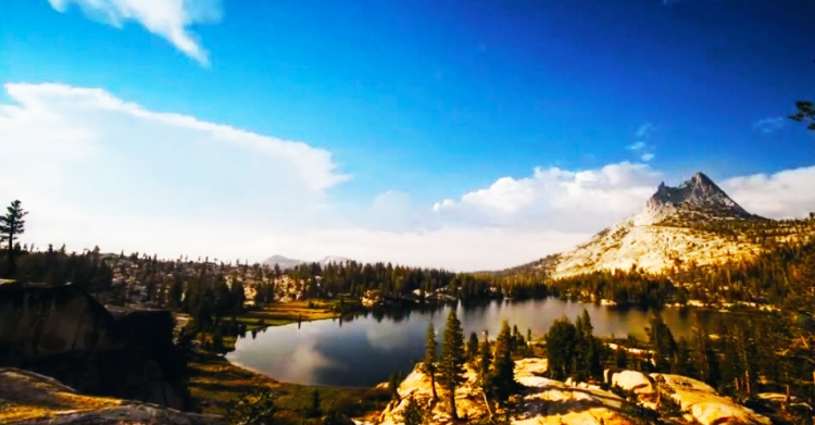 LakeMountains