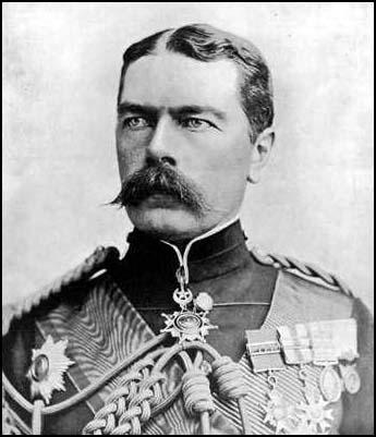 Image result for photo of lord kitchener