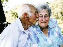 Richard Lemmer, 84, and his wife, Jemima, 81