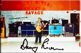 One of Danny Rivers last venues