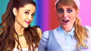 Ariana and Meghan we love their songs but they are not Country
