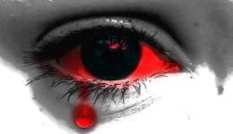 eyesblood