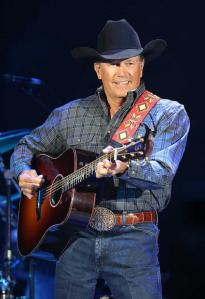 George Strait is Country