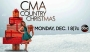 CCMA Country Christmas to Air December1st