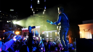 Live Downtown Nashville
