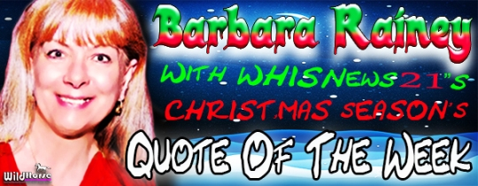 Quotes With Barbara This Christmas