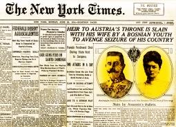 NewYorkTimes29June1914