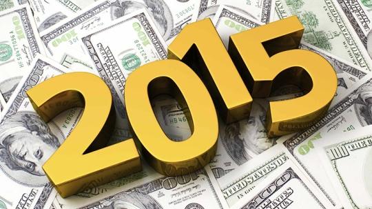 Financial year 2015
