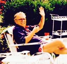 Scotty's Grandfather Bill McCreery