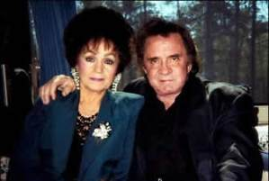 Joanna and Johnny Cash