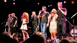 Nashville Cast Live