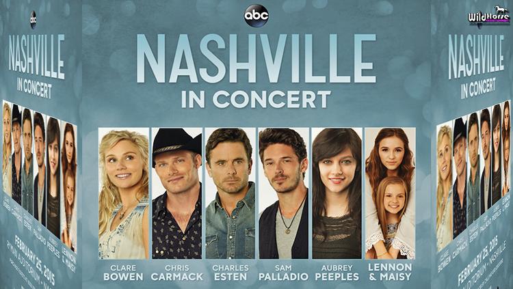 Stars of abc nashville hit the road for concert tour for Nashville star home tour