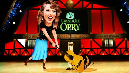 Taylor Swift is no country girl yet Country Is still playing her as though she is why ?