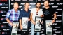 Dierks Bentley and Songwriters Celebrate Number One