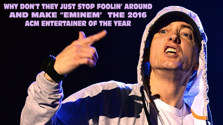 Eminem Country Star