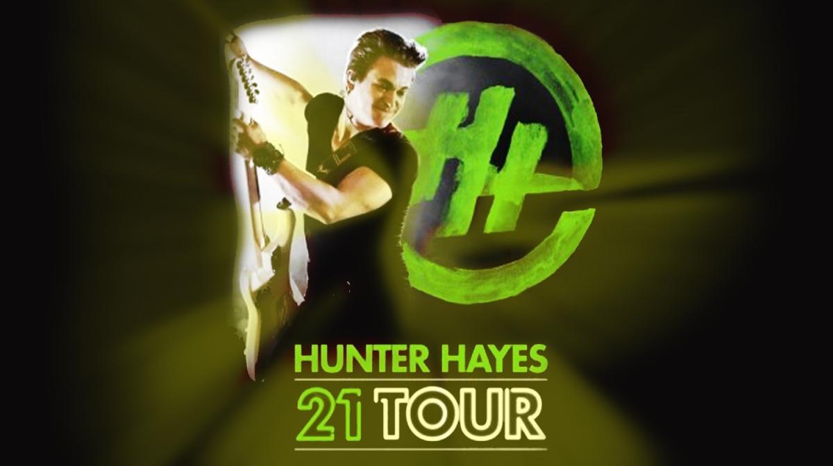 Hunter Hayes  Tour Shirt