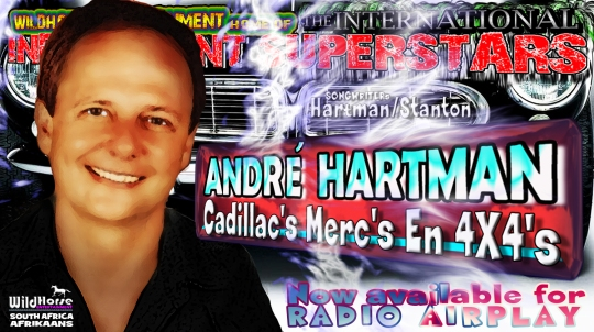 AndreHartmanCadillacsMercsEn4X4s