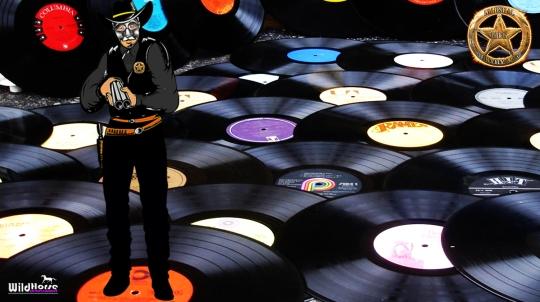 MCG Vinyl Records
