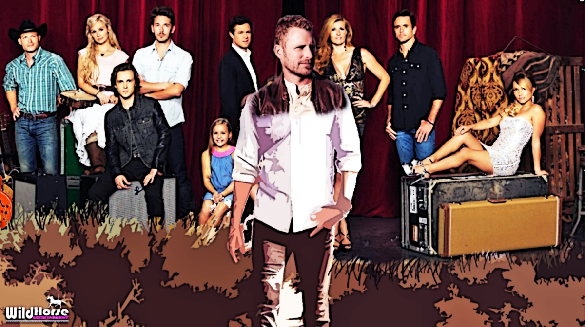 Dierks Bentley Joins Nashville Cast For Concert Whisnews21