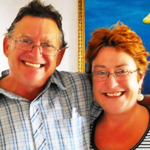 Graham(64)Kate(50) Lizamore Beaten To Death by blacks With a Hammer