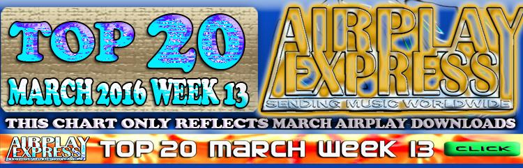AE Top20 Week 13 BannerHeader