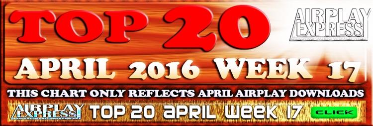 AETop20Week17 Header